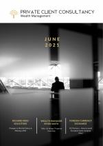 Cover for June newsletter