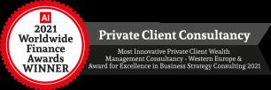 Worldwide Finance Awards Winners Logo
